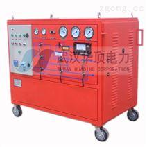 HDQH型SF6抽真空充气回收净化装置价格