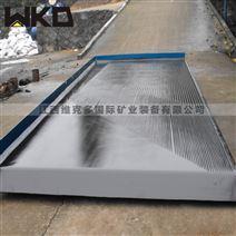 广西厂家直销选矿摇床  铜炉灰水洗设备