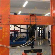 預應力混凝土梁電液伺服加載裝置