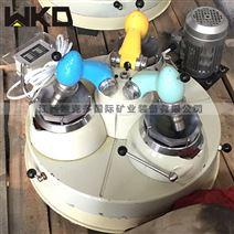 實驗室三頭研磨機 轉軸式瑪瑙制樣機
