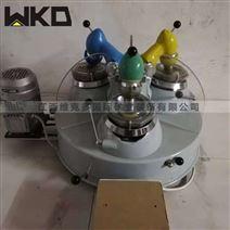 广东销售三头研磨机 小型干法研磨原理