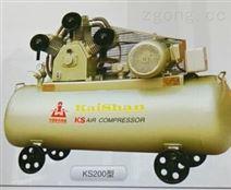 開山牌工業空壓機活塞式K系列