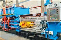 铝挤压设备厂家 铝材挤压机模具加热能耗低