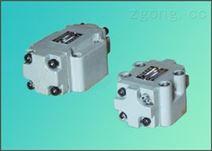 6通徑疊加式液控單向閥