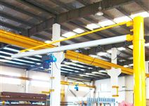 鋁合金旋臂吊-起重機