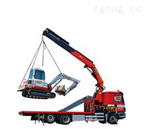 42.3噸米折臂吊SPK42502三一隨車起重機