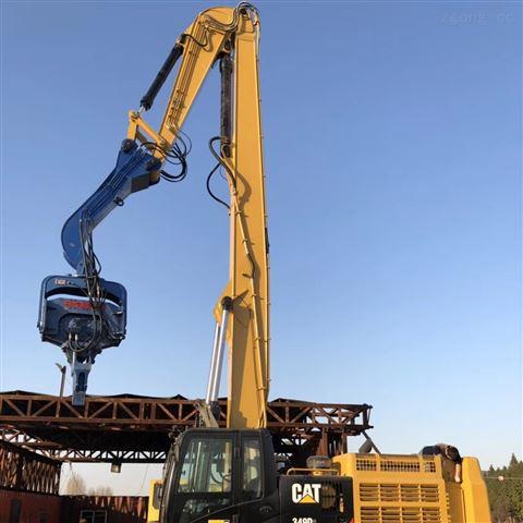 工程机械振动打桩锤、钩机打桩臂性价比高