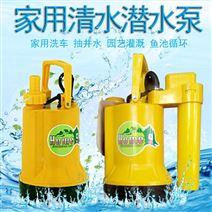 浅井抽水泵小型液位感应自动潜水泵