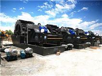 廣東河砂洗沙機供應  河道砂輪式洗砂機優勢