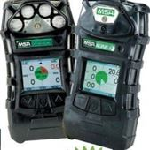 梅思安天鹰5X复合式有毒有害气体检测仪