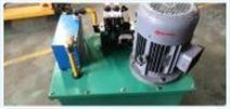 非标上立式制粉机液压系统