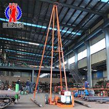 华夏巨匠30钻机砂金矿勘探设备工程勘察钻机