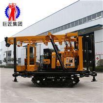 XYD-200履带液压岩芯钻机200米液压钻机