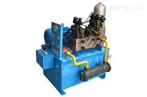 270橡膠密煉機液壓系統