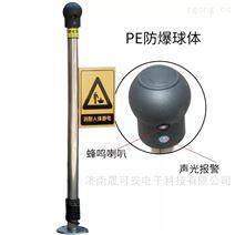 加油站消除人體靜電設施  靜電釋放器