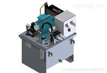 鋁材牽引機系統