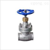 低溫不銹鋼短軸截止閥 DN10-50