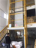 導軌式升降貨梯1