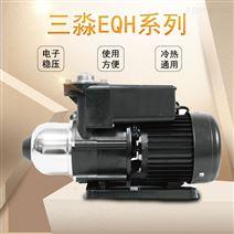 自動熱水管道增壓泵220V不銹鋼循環泵