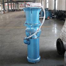 雪橇式QSZ簡易軸流泵 排澇泵站混流泵