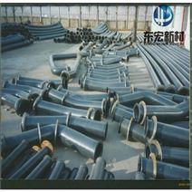 電廠粉煤灰輸送管道—超高分子管道