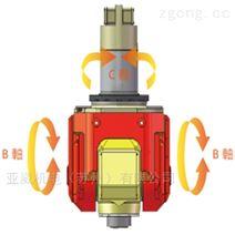 臺灣亞崴機電MEGA5P-6025五軸加工中心