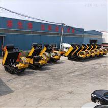 10吨大型履带运输车 橡胶履带拖拉机翻斗车
