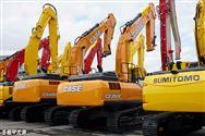 日本建机出口同比连增5个月 中国市场竞争激烈